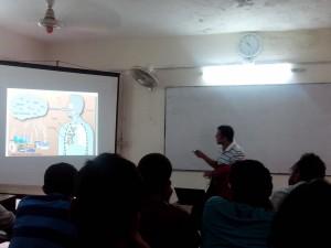 Seminar on October 15, 2015